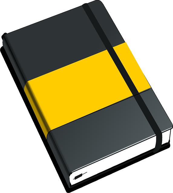 Notizbuch auf Kindle