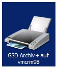 GSD Archiv+ Drucker in DOCUframe