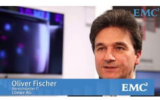 IT-Infrastrukturprojekt bei Loewe mit EMC VSPEX
