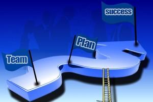 Team - Plan - Erfolg